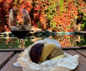 authentic italian cheeses and raw-wine